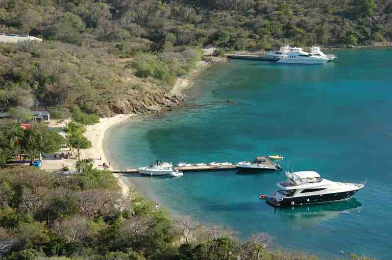 British Virgin Islands Sailing Destinations